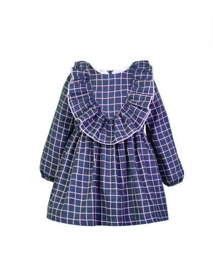 vestido square eve children