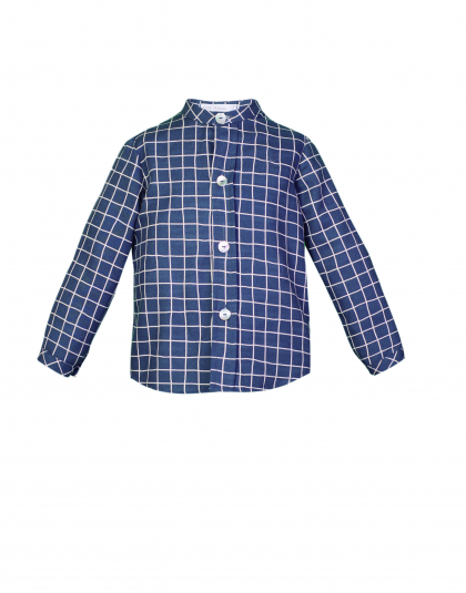 camisa niño cuadros Eve Children