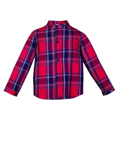 Camisa Niño Eve Children Scotish